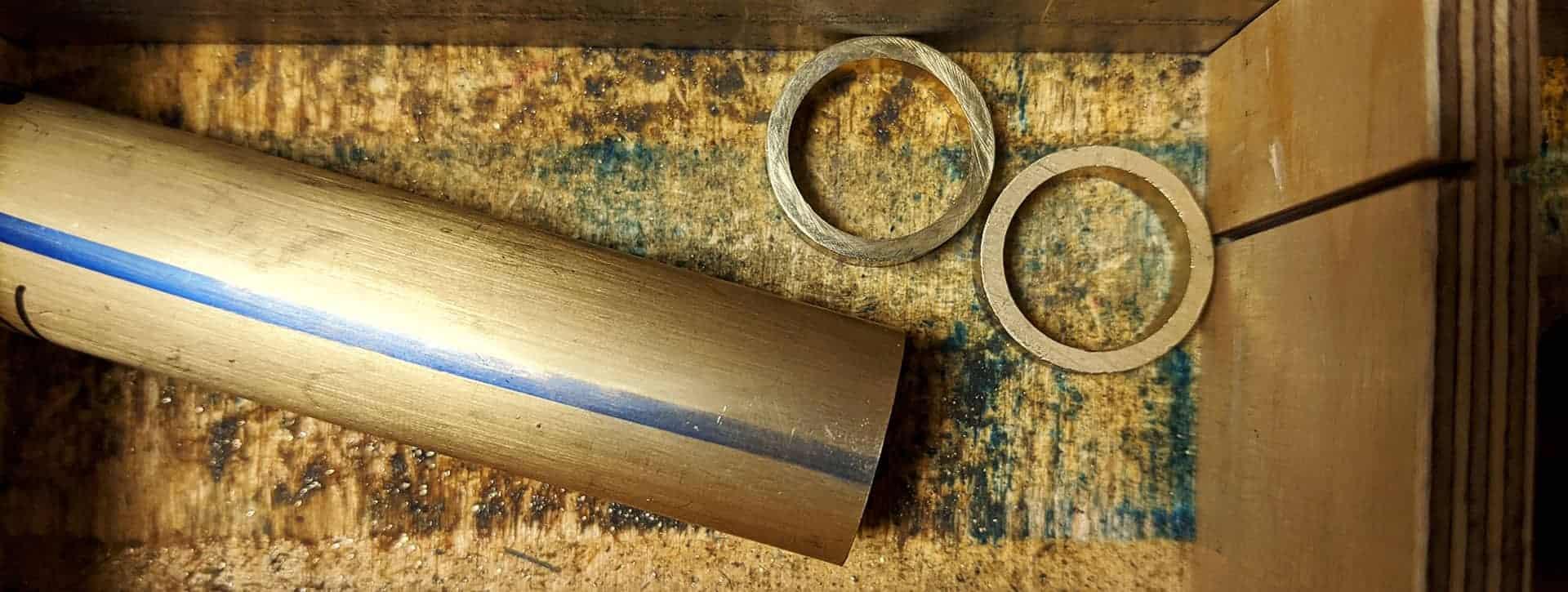 Merkle Ringe und Schmuck Legierungen