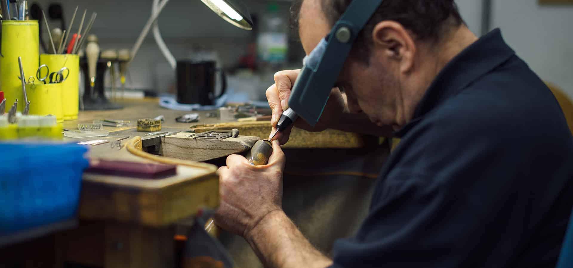 Merkle Ringe und Schmuck Manufaktur Fasserei