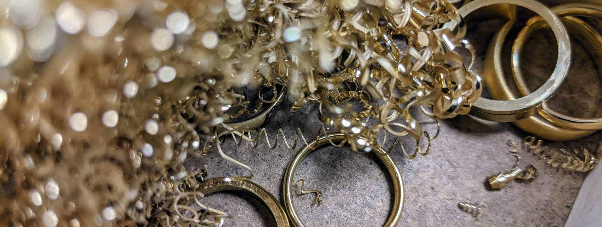 Merkle Ringe und Schmuck Recycling Gold