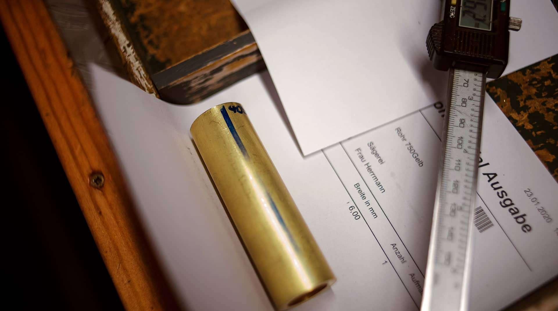 Merkle Ringe und Schmuck - Materialien